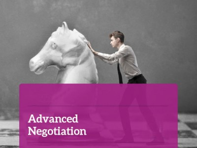 Advanced Negotiation