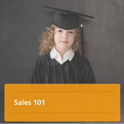 sales 101 training